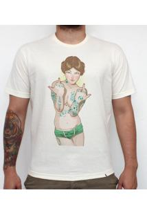 Disney Princess - Camiseta Clássica Masculina