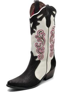 db600c931 R$ 359,49. Dafiti Bota Country Feminina Bico Fino Top Franca Shoes ...