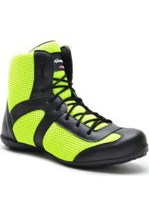 Tênis Fitness D&R Shoes Cano Curto Feminino - Feminino