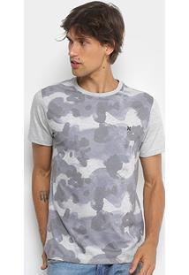 Camiseta Hurley Especial Bleed Masculina - Masculino