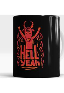 Caneca Hell Yeah