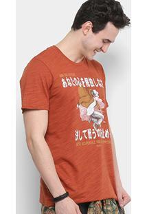 Camiseta Colcci Freedom Masculina - Masculino