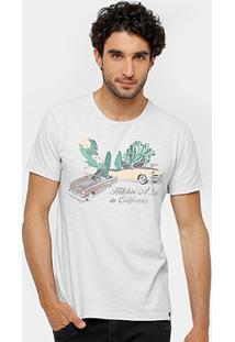 Camiseta Triton Estampada Masculina - Masculino