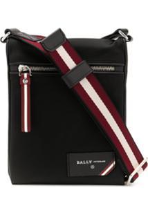 Bally Nylon Shoulder Bag - Preto