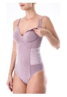 Body Modelador Amamentação Modal Eco Beauty Love Secret (98601)