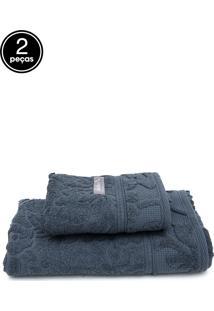 Jogo De Banho Atlântica 2Pçs Studio A Jeans