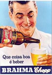 Placa Quadro Bar Retro Vintage 20X29 Mdf 3Mm Juana