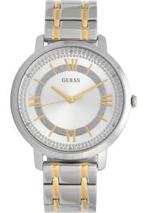 Relógio Guess 92635Lpgdba7 Prata - Kanui