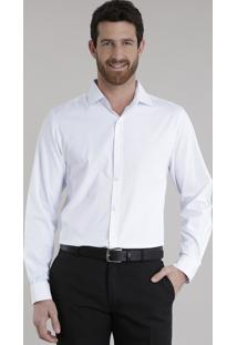 Camisa Slim Branca