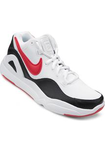 Tênis Nike Dilatta - Masculino-Branco+Vermelho