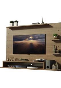 Painel Para Tv Até 65 Polegadas Madesa Alfa Marrom