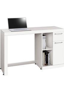 Mesa Para Computador Doris Branco
