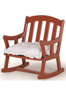 Cadeira Pet Balanço Mimo Amêndoa Com Almofadas 52Cm - 62302 - Sun House