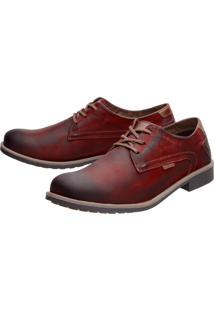 324130469d Sapato Casual Guy Laroche Marsala masculino