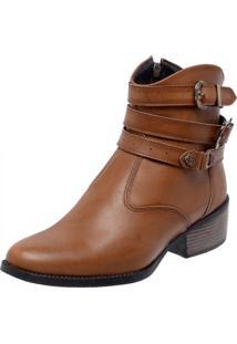 Bota Mega Boots 1320 Caramelo - Tricae