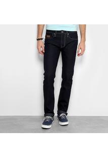 Calça Jeans Reta Colcci Alex Masculina - Masculino-Jeans
