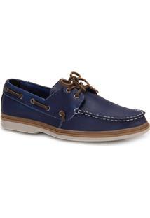 Sapato Dockside Masculino Rafarillo - Azul