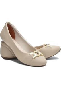 Sapatilha Ded Calçados Bico Fino Feminina - Feminino
