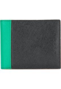 Marni Carteira Color Block - Verde