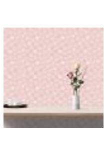 Papel De Parede Autocolante Rolo 0,58 X 3M - Flores 255572893