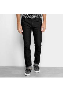 Calça Jeans Skinny Triton Lisa Masculina - Masculino-Jeans