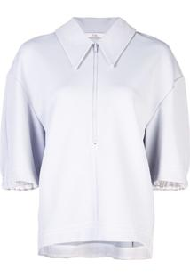4b9c38c689cc5 Camisa Pólo Nylon Viscose feminina