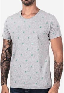 Camiseta Geometric Wolf 102344