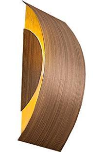 Arandela Baoba Madeira Wood Metal Domado