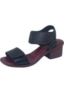 Sandália S2 Shoes Gisele Preta