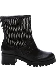 Bota Rocker Shine Black | Schutz