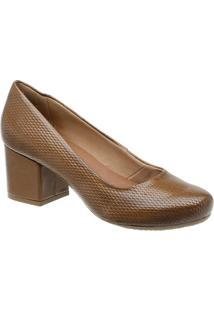17e89c5a1a Sapato Marrom feminino