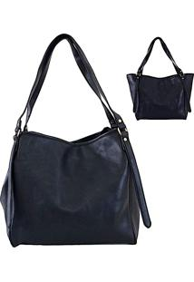 Bolsa Its! Shopper Grande Preto
