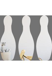 Espelho Decorativo Pino De Boliche