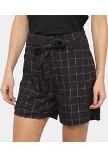 Short Malwee Comfort Lurex Feminino - Feminino