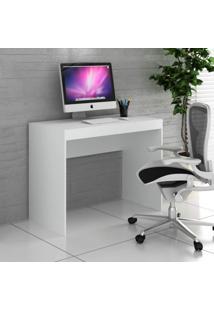 Escrivaninha Ho-2901 Home Office Hecol Móveis Branco Tx/Branco Tx