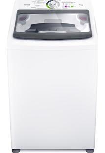Máquina De Lavar Com Dosagem Extra Econômica E Ciclo Edredom 14Kg Branca Consul 220V