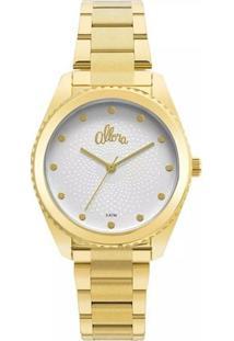 Relógio Allora Al2035Fmi/4K - Feminino-Dourado