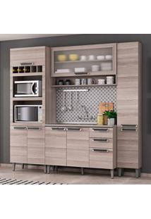 Cozinha Compacta Jazz 9 Pt 2 Gv Coimbra E Bege