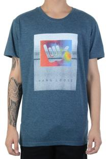 Camiseta Hang Loose Shakabow - Masculino