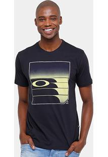 Camiseta Oakley Mod Vector Series Tee Masculina - Masculino