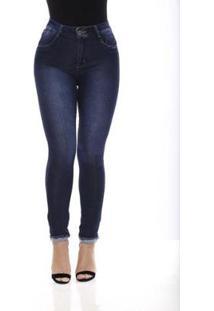Calça Jeans Prs Jeans Flare Feminina - Feminino
