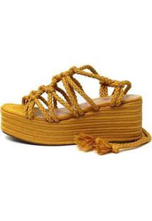 Sandália Damannu Shoes Brooke Feminina - Feminino
