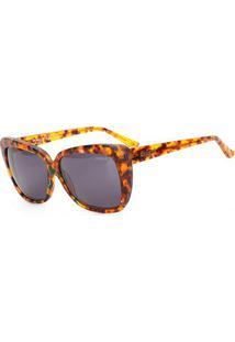 Óculos De Sol Colcci Básico 500100301 Feminino - Feminino-Cristal