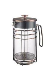 Cafeteira Francesa Em Vidro E Aço Inox 1000Ml Inox