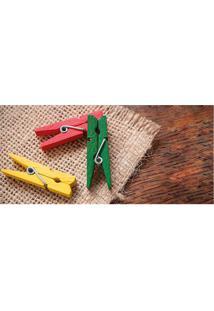 Tapete Transfer Pregadores- Verde & Amarelo- 90X40Cmtapetes Junior