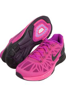 Tênis Nike Wmns Lunarglide 6 Rosa