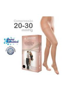 Meia Calça Média Compressão Venosan Ultraline 4000 20-30 At Pe Aberto