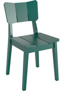Cadeira Uma - Verde
