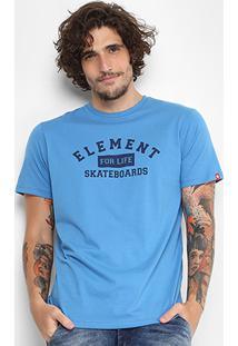 Camiseta Element For Life Masculina - Masculino