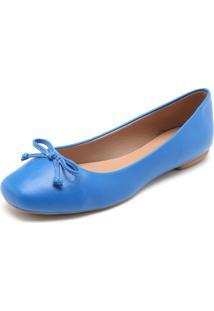 Sapatilha Fiveblu Laço Azul